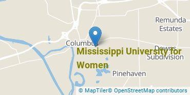 Location of Mississippi University for Women