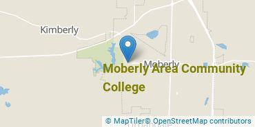 Location of Moberly Area Community College
