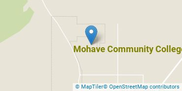 Location of Mohave Community College