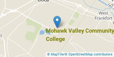 Location of Mohawk Valley Community College