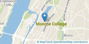 Location of Monroe College