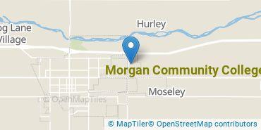 Location of Morgan Community College