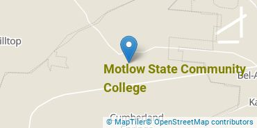 Location of Motlow State Community College