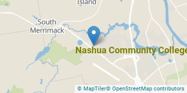 Location of Nashua Community College