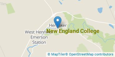 Location of New England College