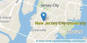 Location of New Jersey City University