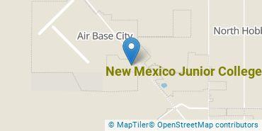 Location of New Mexico Junior College