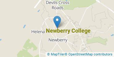 Location of Newberry College