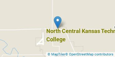 Location of North Central Kansas Technical College