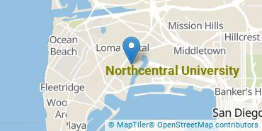 Location of Northcentral University