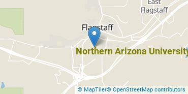 Location of Northern Arizona University