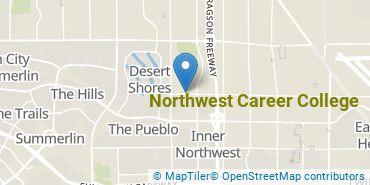 Location of Northwest Career College