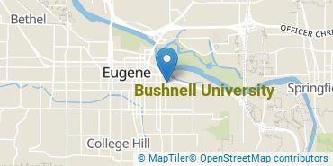 Location of Bushnell University