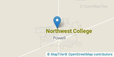 Location of Northwest College