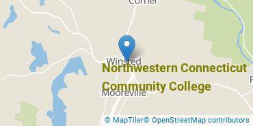 Location of Northwestern Connecticut Community College
