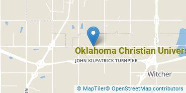Location of Oklahoma Christian University