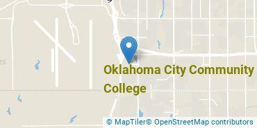 Location of Oklahoma City Community College