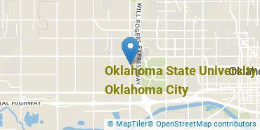 Location of Oklahoma State University - Oklahoma City