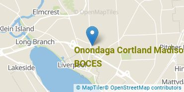 Location of Onondaga Cortland Madison BOCES