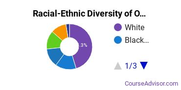 Racial-Ethnic Diversity of ORU Undergraduate Students