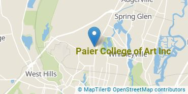 Location of Paier College of Art Inc