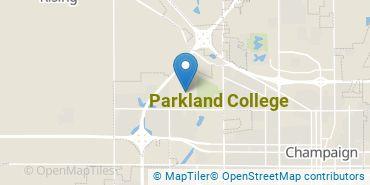 Location of Parkland College