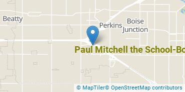 Location of Paul Mitchell the School Boise