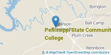 Location of Pellissippi State Community College