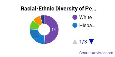 Racial-Ethnic Diversity of Pepperdine Undergraduate Students