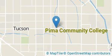 Location of Pima Community College
