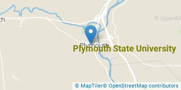 Location of Plymouth State University