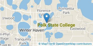 Location of Polk State College