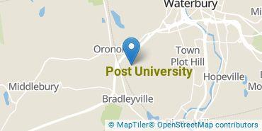 Location of Post University