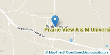 Location of Prairie View A & M University