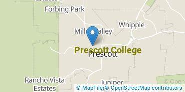 Location of Prescott College