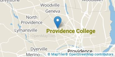 Location of Providence College