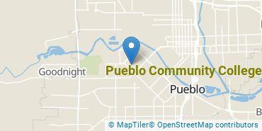 Location of Pueblo Community College