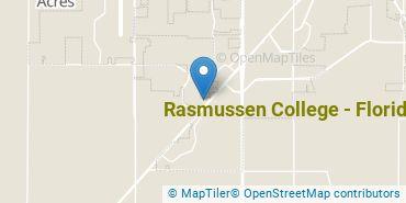 Location of Rasmussen University - Florida