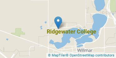 Location of Ridgewater College