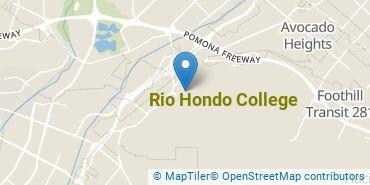 Location of Rio Hondo College