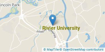Location of Rivier University