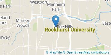 Location of Rockhurst University
