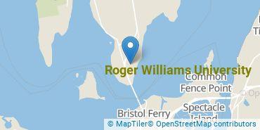 Location of Roger Williams University