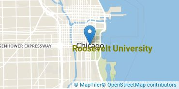 Location of Roosevelt University