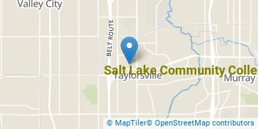 Location of Salt Lake Community College