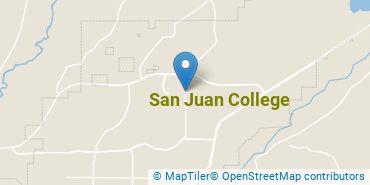 Location of San Juan College