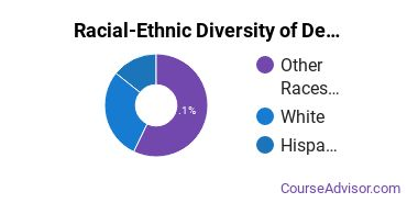 Racial-Ethnic Diversity of Design & Applied Arts Majors at San Juan College