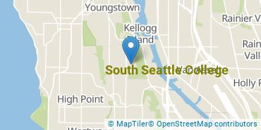 Location of South Seattle College