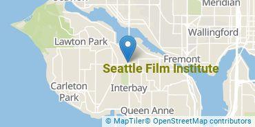 Location of Seattle Film Institute