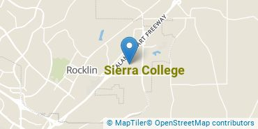 Location of Sierra College